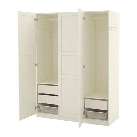 Engsel Lemari Dapur pax lemari pakaian engsel standar 150x60x201 cm ikea
