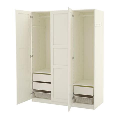 Pax Wardrobe Door Hinges by Pax Wardrobe Soft Closing Hinge 150x60x201 Cm