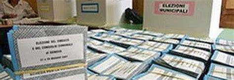 ministero interno dati elettorali elezioni blackout sito viminale sui dati