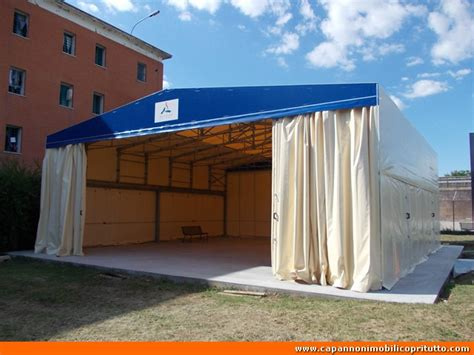 capannoni in telo capannoni mobili in telo pvc e coperture mobili