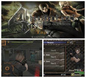 resident evil 4 apk resident evil 4 apk v1 01 apk mod unlocked all chapter apkwarehouse org