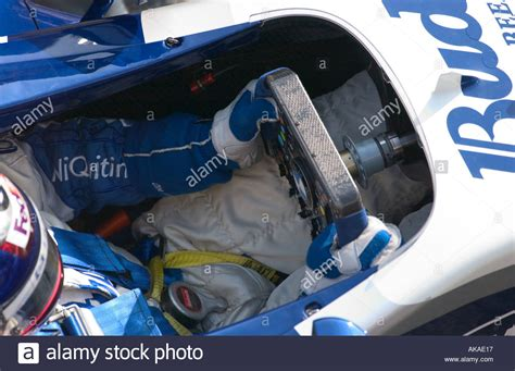 electric power steering is grabbing the wheel pablo montoya grabbing the steering wheel in the cockpit of hir bmw stock photo 1289750 alamy