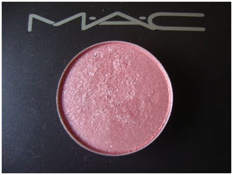 makeup mantra indian shimmery pink mac