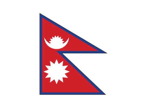 flags of the world nepal nepal flag