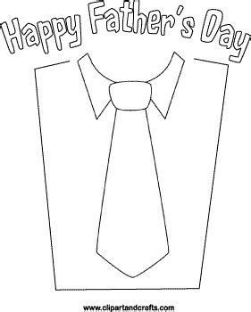 dress shirt card template s day coloring pages