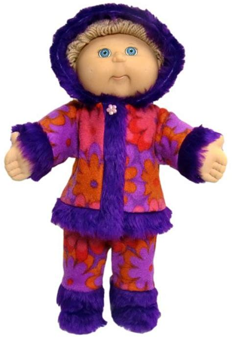 how to make a cabbage patch doll winter hat 39 best images about cabbage patch kids doll clothes