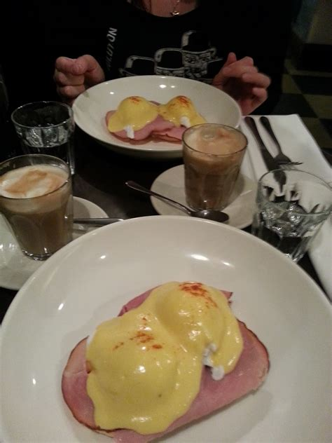 The Ultimate Eggs Benedict by The Hunt For The Ultimate Melbourne Cbd Eggs Benedict The