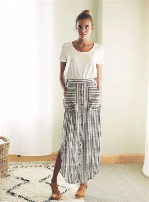 best 25 casual maxi skirts ideas on tops for