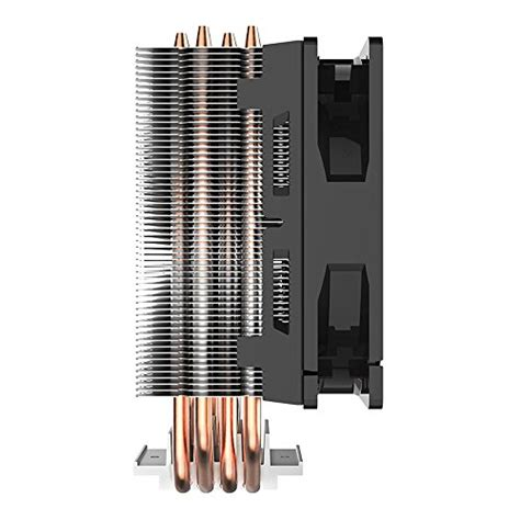 Cooler Master Hyper 212 Led With Pwm Fan cooler master hyper 212 led cpu cooler with pwm fan four