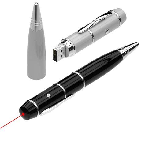Usb Flash Disk With Led And Laser by Executive Gift Laser Pointer Pen Usb Drive Brandstik