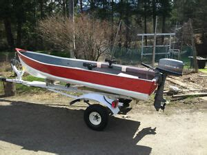fishing boat for sale okanagan 2017