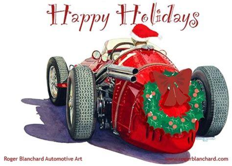happy holidays  sports car digest