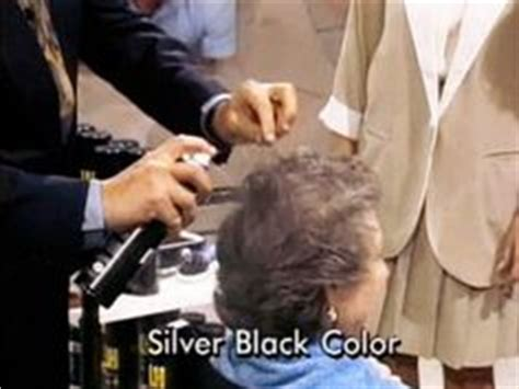 ron popiel glh 9 hair in a can spray ron popeil spray on hair infomercials selling