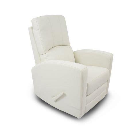 kidilove habana bonded leather glider baby chair walmart ca