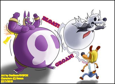 Bomb jackle on randominflation deviantart