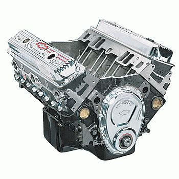 330 hp 350 crate motor chevrolet performance parts 19210007 gm 350 cid 330hp
