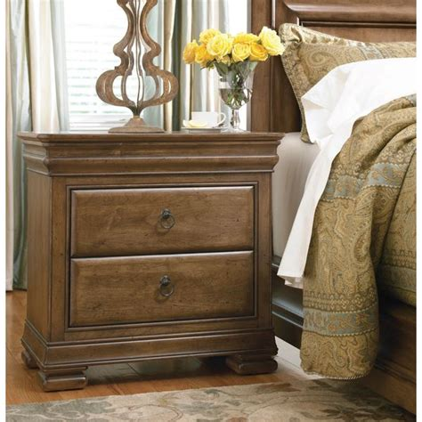 Pennsylvania House Nightstand by Shop Pennsylvania House Cognac Nightstand Free Shipping