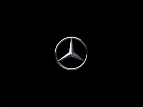 mercedes logo black mercedes benz logo youtube
