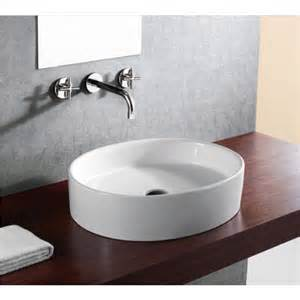 Ceramic Bathroom Sink - european style oval shape porcelain ceramic bathroom vessel sink 22 x 14 x 5 5 8 inch