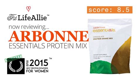Fox Detox Protein Reviews by Arbonne Protein Shake Review Product Price