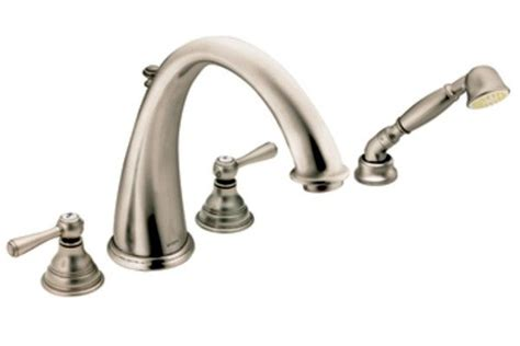 ants in bathtub faucet moen t922an kingsley two handle high arc roman tub faucet