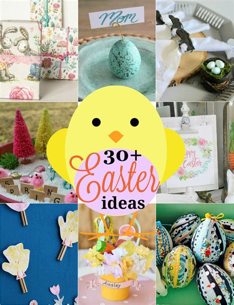 easter ideas adorable easter bunny ideas yesterday on tuesday