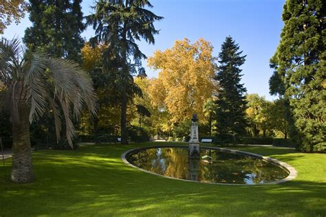 Botanical Gardens Madrid The 10 Most Beautiful Parks And Gardens In Madrid
