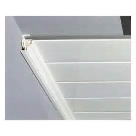 raccorder un plafond lambris plastiques et cloison ba13