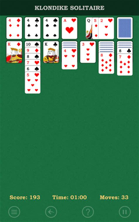 klondike solitaire free apk for android aptoide