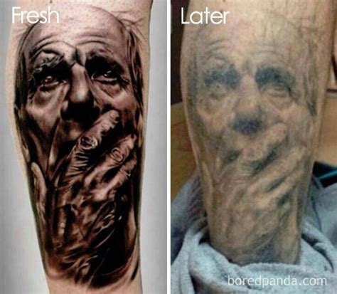 how to fade a tattoo do tattoos fade show how their tattoos t