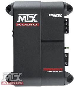 mtx thunder wiring diagram rockford fosgate wiring