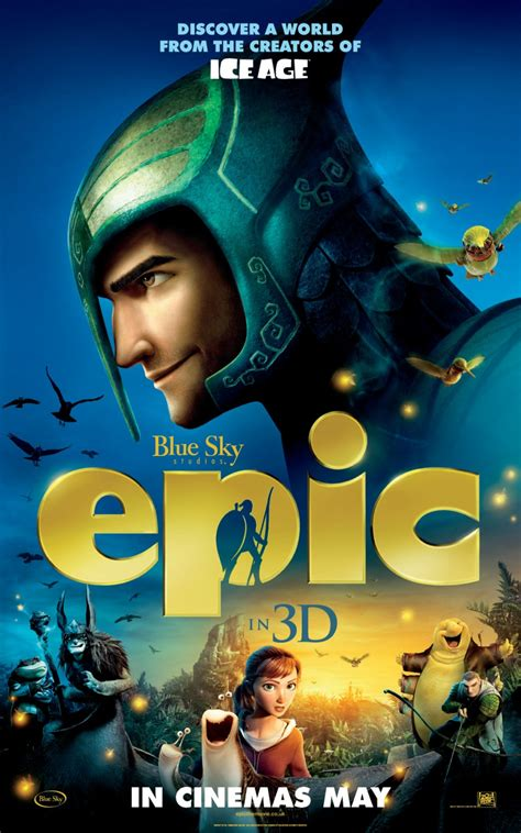 film epic 2015 3 new posters for the animated movie epic teaser trailer