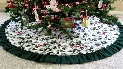 christmas tree skirt designs 2012 collection youtube
