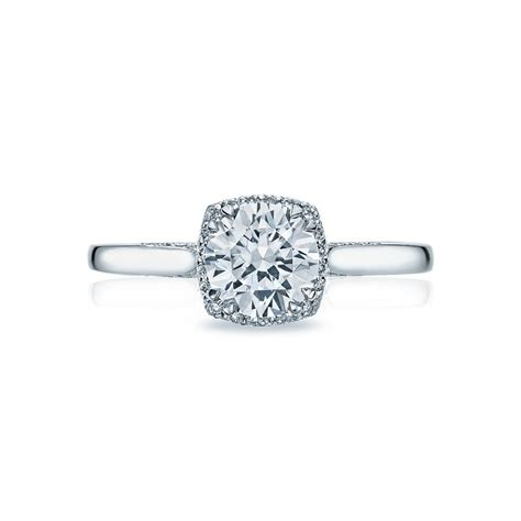 Tacori Engagement Rings by Tacori Engagement Rings Dantela Halo Setting 0 13ctw