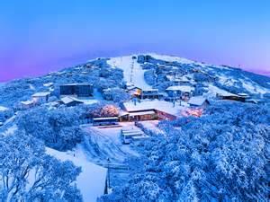 Mt buller ski victoria australia