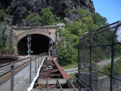 ferry afi railroad bridge picture of harpers ferry national