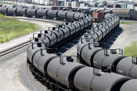Ill Pass On The Railroad Stripes by Focus Communities Work To Expansion Of Crude