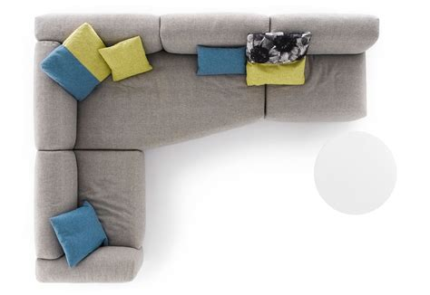 top sectional sofas sofa top view italia sofas design at עינבלת
