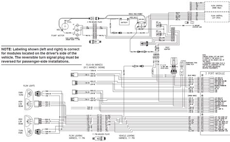 wiring diagram for plow lights free wiring