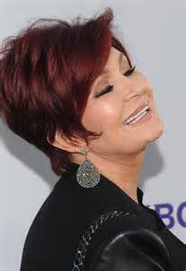 back view of osbourne haircut 25 best ideas about sharon osbourne on pinterest sharon