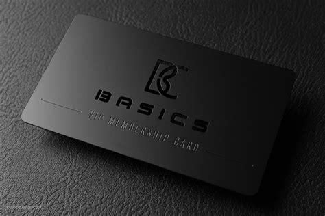 metal card template buy metal membership cards rockdesign