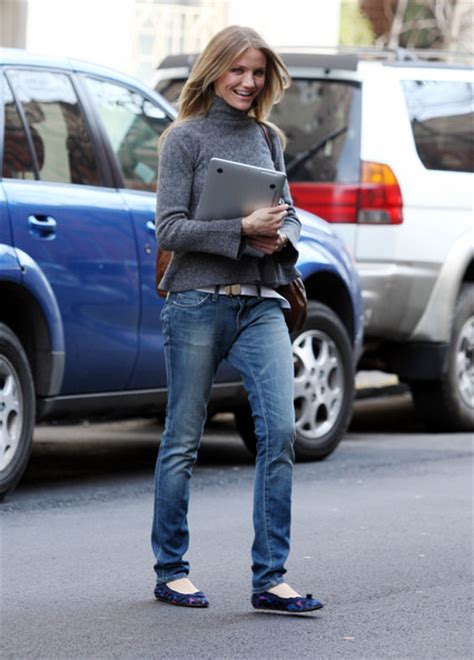 Style Cameron Diaz Fabsugar Want Need 5 by Cameron Diaz In Cameron Diaz Out About In New York City