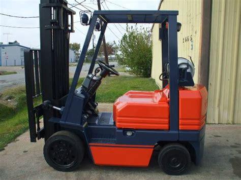 Toyota Lift Of San Antonio Toyota Forklift 4 000 Lbs Capacity Used Forklifts San