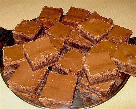 nutella kuche nutella pudding kuchen rezept mit bild