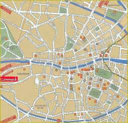map of dublin dublin maps mapsof net