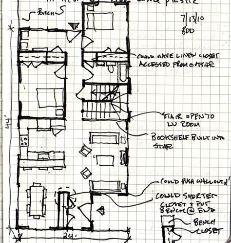 sustainable home plans lunchtime sketchbook musings of an aspiring green architect