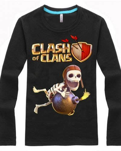 Jual T Shirt Wall Breaker Clash Of The Clans 37 best clash of clans t shirt images on