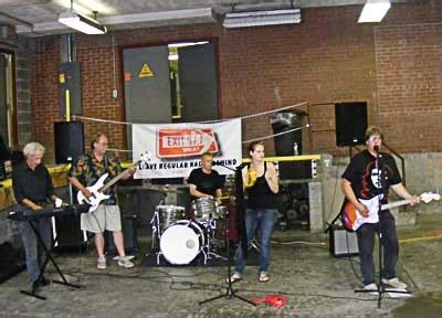 Garage Bands by Nippertown