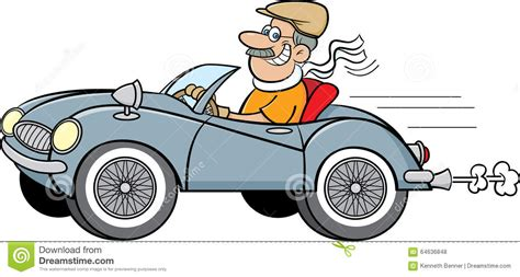 cartoon sports car cartoon car driving group 82