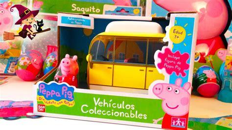 la casa de peppa pig juguetes la caravana de peppa pig juguetes de peppa pig